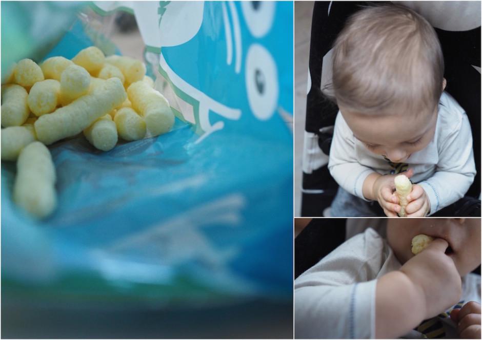 maissinaksut vauvalle