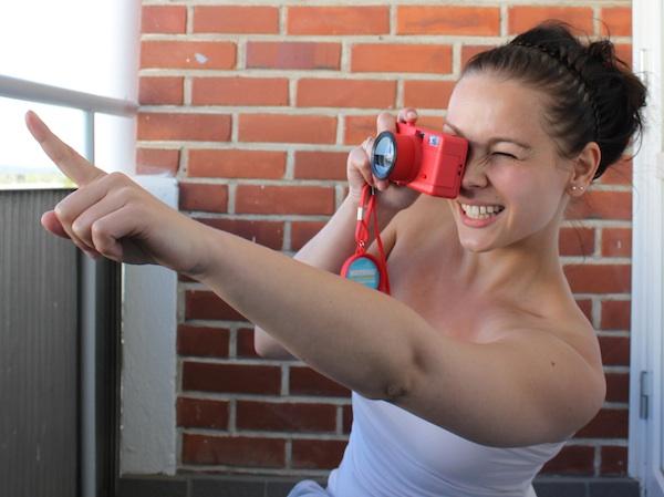 lomo kamera moumou fisheye