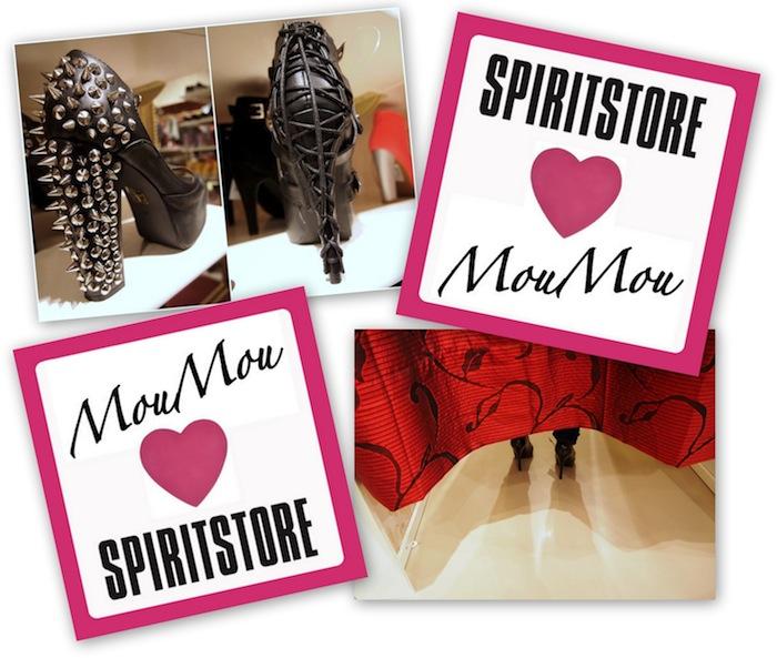 MouMou Spirit Store Ideapark