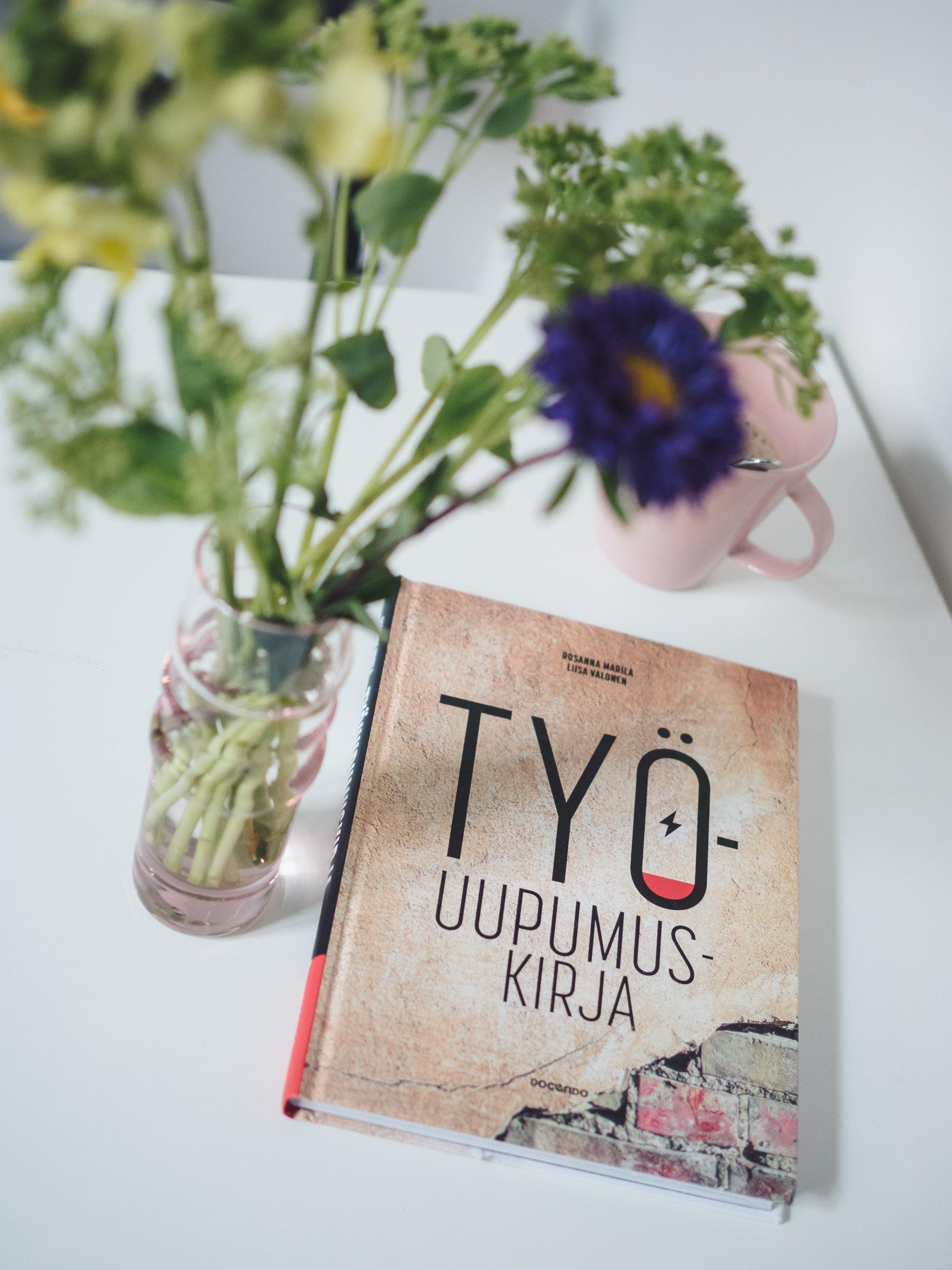 Työuupumuskirja 2020 Rosanna Marila Liisa Valonen